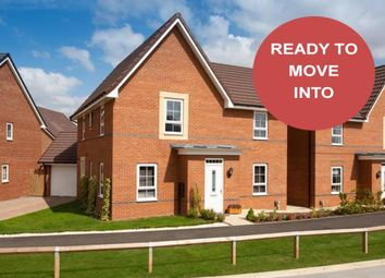 """Thumbnail 4 bedroom detached house for sale in """"Alderney"""" at Ponds Court Business, Genesis Way, Consett"""