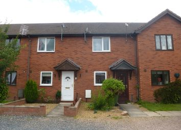 Thumbnail 2 bedroom terraced house to rent in Clive Gardens, Market Drayton