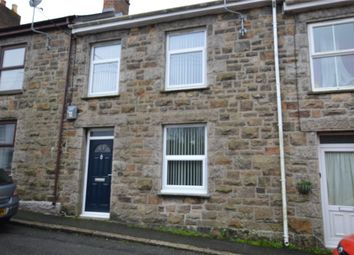 Thumbnail 2 bed terraced house to rent in Fore Street, Penponds, Camborne, Cornwall