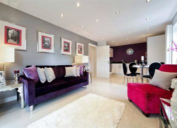 Thumbnail 3 bed flat for sale in The Edge, Brixton, London