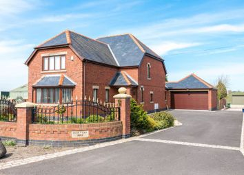 Thumbnail 4 bed detached house for sale in Moss Lane, Hesketh Bank, Preston