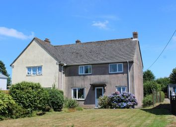 Thumbnail 2 bed semi-detached house for sale in Creakavose, St. Stephen, St. Austell
