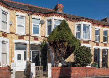 Thumbnail 5 bedroom terraced house for sale in Glenalmond Road, Wallasey
