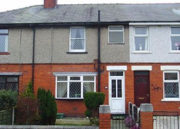 Thumbnail 2 bed terraced house for sale in Rossall Crescent, Leigh