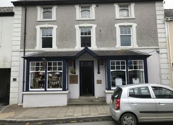 Thumbnail Retail premises for sale in High Street, Narberth