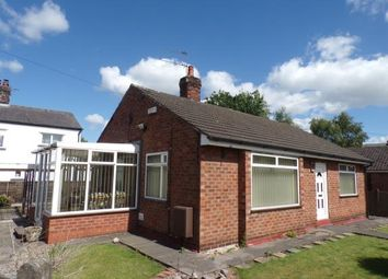 Thumbnail 2 bed bungalow for sale in Manchester Road, Lostock Gralam, Northwich, Cheshire