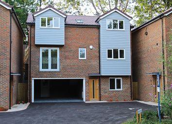 Thumbnail 4 bedroom detached house for sale in Mayles Lane, Wickham, Fareham