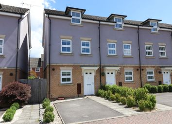 3 bed end terrace house for sale in Lebburn Meadows, Hedge End, Southampton SO30