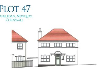Thumbnail 3 bed detached house for sale in Quintrell Road, Newquay, Cornwall