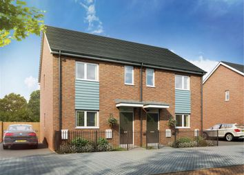 Thumbnail 3 bed property for sale in The Lawrence, Glan Llyn, Llanwern, Newport