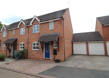 Thumbnail 3 bed end terrace house to rent in Clay Pit Lane, Dickens Heath, Shirley, Solihull