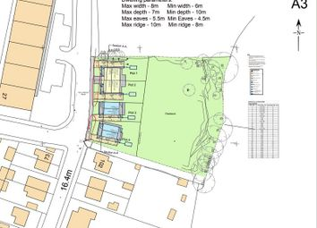Thumbnail Land for sale in Tyn Y Bonau Road, Pontarddulais, Swansea, City And County Of Swansea.