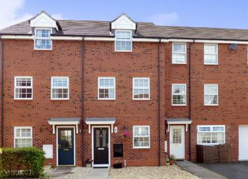 Thumbnail 3 bed town house for sale in Horton Way, Stapeley, Nantwich