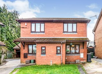 Thumbnail 2 bed semi-detached house for sale in Briar Way, Hirwaun, Aberdare
