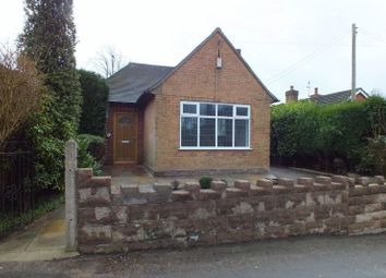 Thumbnail 2 bedroom bungalow for sale in Little Chell Lane, Little Chell, Stoke-On-Trent