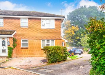 Thumbnail 1 bed end terrace house for sale in Bakers Way, Capel, Dorking