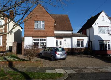 Thumbnail 3 bed detached house for sale in Cedar Park Road, Enfield