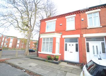 Thumbnail 3 bed terraced house for sale in Wendover Avenue, Aigburth, Liverpool