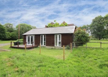 Thumbnail 1 bed detached bungalow to rent in Copthorne Road, Crawley, West Sussex.