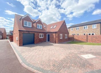 Thumbnail 4 bed detached house for sale in Old School Yard, Messingham, Scunthorpe