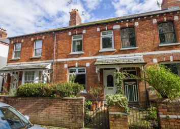 Thumbnail 2 bed terraced house for sale in Sully Terrace, Penarth