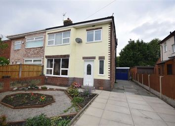 Thumbnail 3 bedroom semi-detached house for sale in St Cuthberts Road, Lostock Hall, Preston, Lancashire