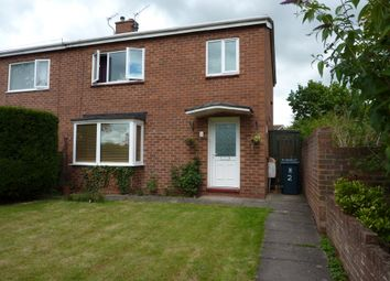 Thumbnail 3 bed end terrace house for sale in Stersacre, Shrewsbury
