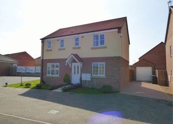 Thumbnail 3 bed detached house for sale in Lime Avenue, Oulton, Lowestoft