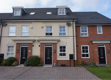 Thumbnail 4 bed town house for sale in Fisher Drive, Heywood
