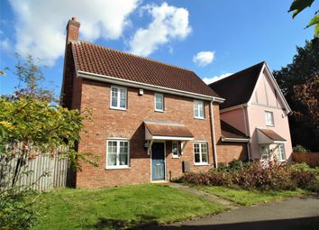 Thumbnail 3 bed detached house to rent in Barnham Close, Norwich