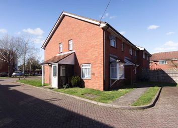 Thumbnail 1 bed end terrace house for sale in Vicarage Close, Northolt