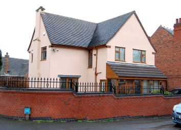 Thumbnail 3 bed detached house for sale in Bright Street, Ilkeston, Derbyshire
