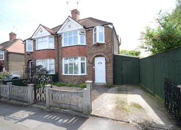 Thumbnail 3 bed semi-detached house for sale in Osborne Road, Tilehurst, Reading