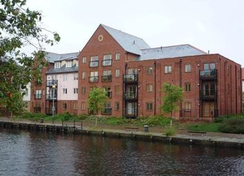Thumbnail 2 bed flat to rent in East Bank, Wherry Road, Riverside