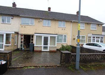 Thumbnail 3 bed terraced house for sale in Braymoor Road, Birmingham