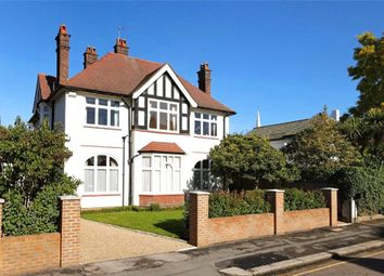Thumbnail 5 bedroom detached house for sale in Highbury Road, Wimbledon Village