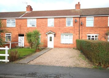 Thumbnail 3 bed terraced house for sale in Harewood Avenue, Kirk Sandall, Doncaster