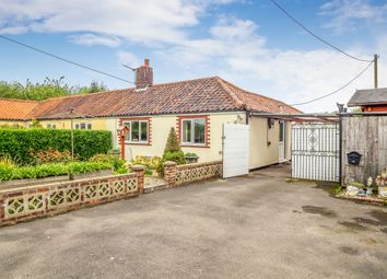 Thumbnail 2 bed semi-detached bungalow for sale in Brograve Farm Cottages, Waxham, Norwich