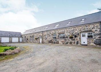 Thumbnail 5 bed barn conversion for sale in Llannor, Pwllheli, Gwynedd
