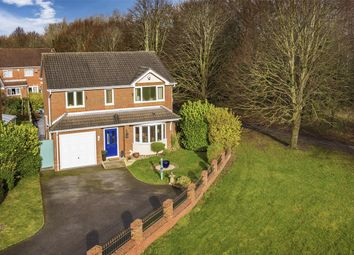 Thumbnail 4 bed detached house for sale in Brandon Avenue, Admaston, Telford, Shropshire