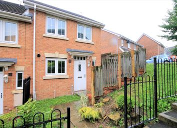 Thumbnail 2 bedroom end terrace house for sale in Beechwood Close, Durham