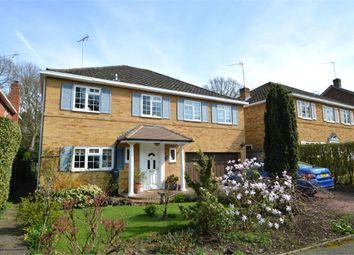 Thumbnail 4 bed detached house for sale in Firlands, Weybridge, Surrey