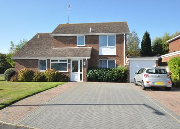 Thumbnail 4 bed detached house for sale in Eastergate, Bexhill-On-Sea