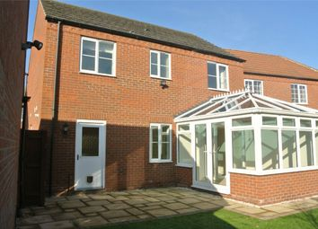 Thumbnail 4 bedroom detached house for sale in Water Lane, Bourne, Lincolnshire