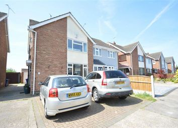 Thumbnail 3 bed semi-detached house for sale in Painswick Avenue, Stanford Le Hope, Essex