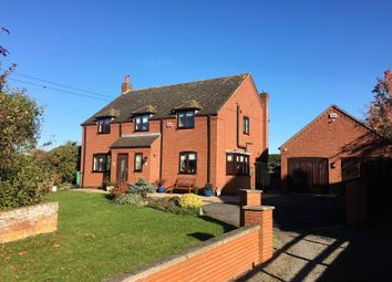 Thumbnail 4 bed detached house for sale in Mill Lane, Frisby On The Wreake, Melton Mowbray