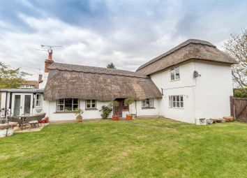 Thumbnail 4 bed cottage for sale in Lodge Road, Whistley Green, Reading