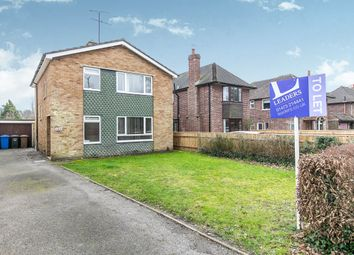 Thumbnail 4 bed detached house to rent in Tuddenham Road, Ipswich