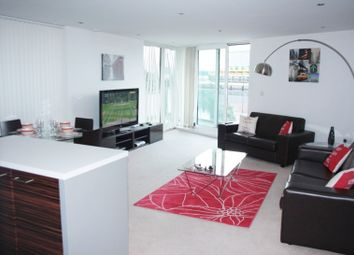 Thumbnail 1 bed flat to rent in Ross Apartment, Royal Docks