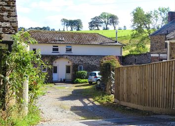 Thumbnail 3 bed barn conversion for sale in Burrington, Umberleigh